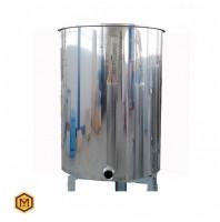 Δοχείο Μελιού 420Kg (300Lt) INOX