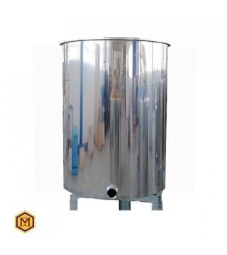 Δοχείο Μελιού 350kgr (250Lt) INOX