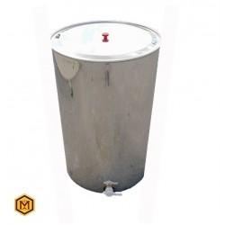 Δοχείο Μελιού Inox 400 Κιλών (285 lit)  - LEGA ITALY