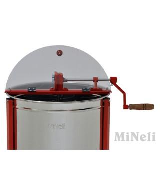 Μελιτοεξαγωγέας  3 Πλαισίων Χειροκίνητος FULL INOX AISI 304 -18/10, πάχους 6mm