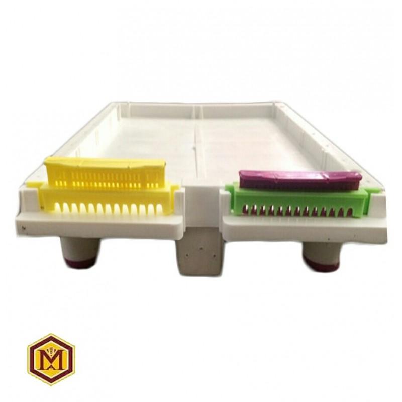 Πόρτα Πλαστική Σετ 2 Τεμαχίων (Για Βάση TECHNOSET)