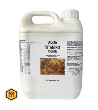Βιταμινες Μελισσων  AQUA VITAMINO for bees 5lit