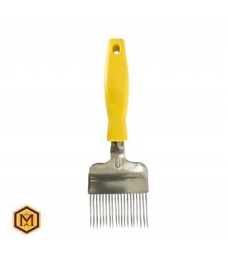 Πιρούνι Κίτρινο Πλαστικό Special