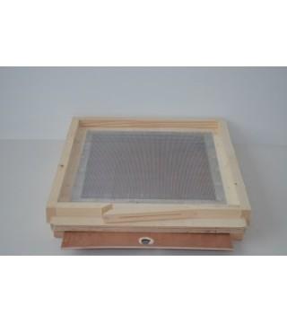Βαση κινητη ξυλινη ενισχυμενη με σιτα (μικρη είσοδος)