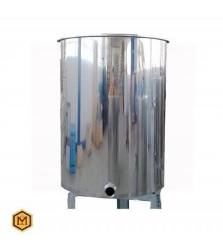 Δοχείο Μελιού 560 κιλών (400 lit)  Inox
