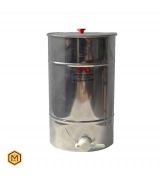 Δοχείο Μελιού 50KG Inox (35 lit)- LEGA ITALY