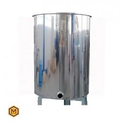Δοχείο Μελιού 210 Kιλών (150 lit) Inox