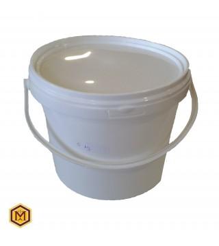 Δοχείο Πλαστικό 5 Κιλών