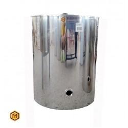 Δοχείο Θερμαινόμενο 420 κιλών Inox (300 lit)