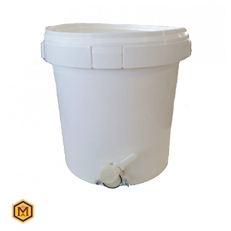 Δοχείο Πλαστικό με Κάνουλα 45 Kg