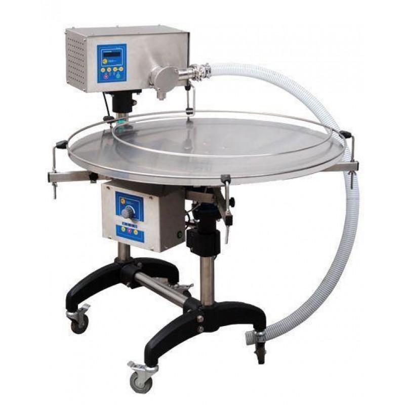 Δοσομετρικό - Συσκευαστικό Μελιού με Περιστρεφόμενο Τραπέζι