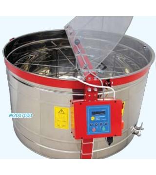 Μελιτοεξαγωγέας 42  Πλαισίων Ακτινωτός ΠολωνίαςFULL INOX AISI 304- 18/10
