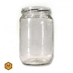 Βάζο 720 ml Γυάλινο σε Συσκευασία των 12 Τεμαχίων