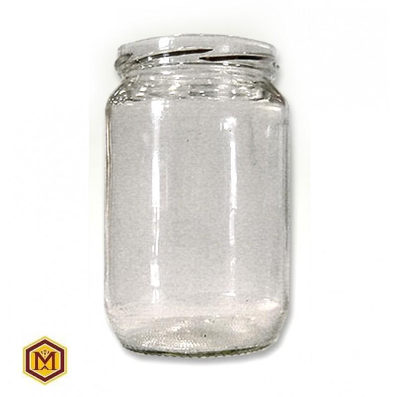 Βαζο 660 ml Γυάλινο σε συσκευασια των 15 τεμαχίων