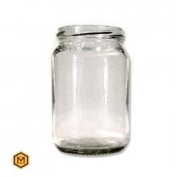 Βάζο 370 ml Γυάλινο σε Συσκευασία των 24 τεμαχίων