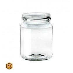 Βάζο 212 ml Στρογγυλό σε Συσκευασία 40 τεμαχίων