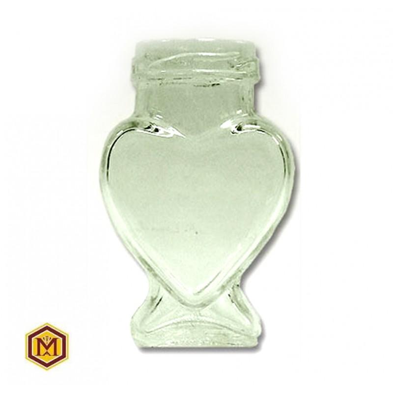 Βαζο 106 ml Καρδιά σε Συσκευασια των 72 τεμαχίων